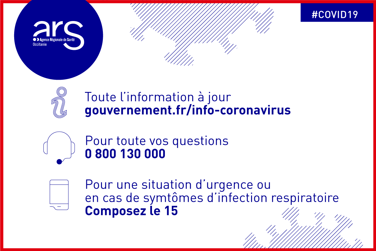 #COVID19 Informations