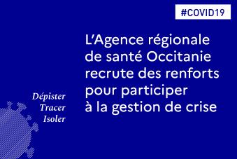 #COVID19. Participez à la gestion de crise
