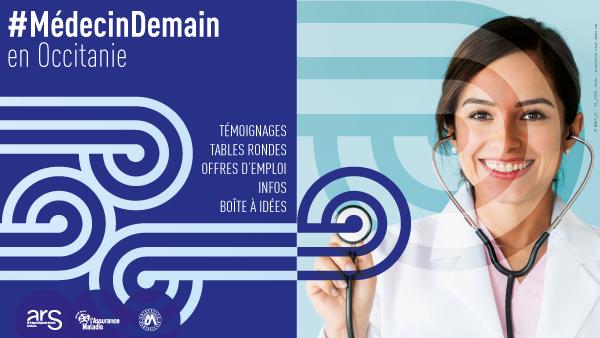 #MedecinDemain. CP