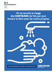 #COVID19. Sticker Lavage des mains