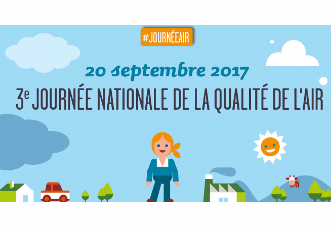 Journée nationale de la qualité de l'air 2017